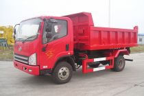 4×2 Hot sale sewa dump truck 120hp