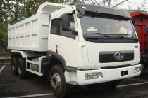 New FAW 380hp 6×4 18M3 Dump Truck For Sale
